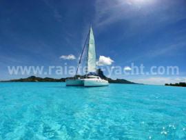 Belize 43 V - Raiatea Yacht Broker