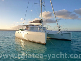 Belize 43 2006 - Raiatea Yacht Broker