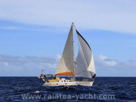 Bérenice 40 - Raiatea Yacht Broker