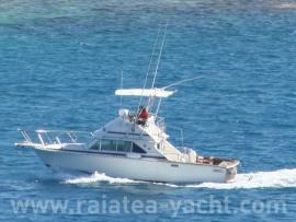 Bertram 28 - Raiatea Yacht Broker