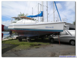 Catamaran Blue II