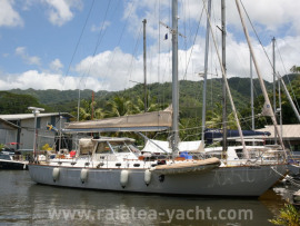 Blue Sky 51 One-Off • RY checked - Raiatea Yacht Broker