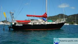 Caprice Acier - Raiatea Yacht Broker