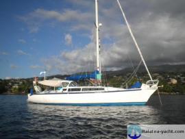 Carenal - Côtre Alu - Raiatea Yacht Broker