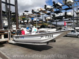 Carolina 16' - Raiatea Yacht Broker