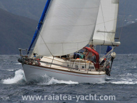 Carter 33 - Raiatea Yacht Broker