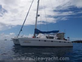 Cataclub 48 - Raiatea Yacht Broker