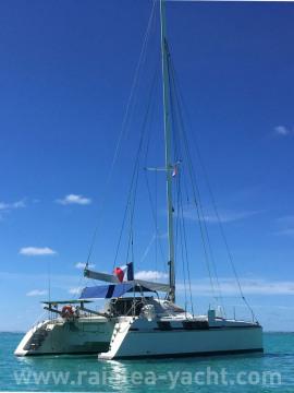 Catana 40S - VENTE EN COURS - Raiatea Yacht Broker