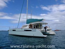 Catathai 40 - Raiatea Yacht Broker