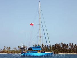 Cetus two-tonner - Raiatea Yacht Broker