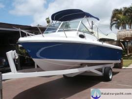 Cobia 22 - Raiatea Yacht Broker