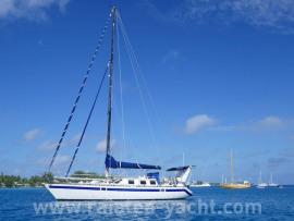 Cocaïne 38 - Raiatea Yacht Broker