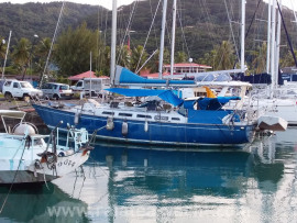 Compass 47 - Raiatea Yacht Broker