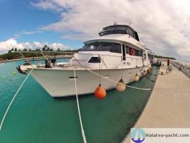 CABIN CRUISER 62' - Raiatea Yacht Broker