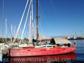 Dehler 44 SQ - Raiatea Yacht Broker