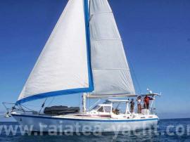 Diam 40 - Raiatea Yacht Broker