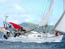 Dufour 40 - Raiatea Yacht Broker