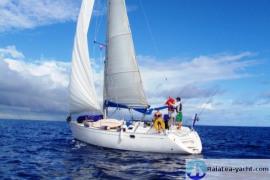 Dufour 41 Classic - Raiatea Yacht Broker