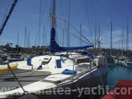 Easton 46 - Raiatea Yacht Broker