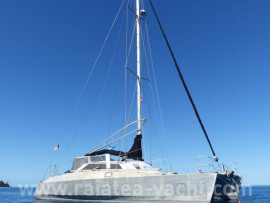 Easton 46 B - Raiatea Yacht Broker