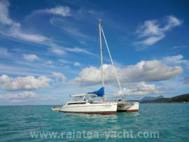 Edel Cat 35 Open - Raiatea Yacht Broker