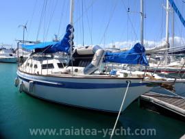 Endurance 35 - Raiatea Yacht Broker