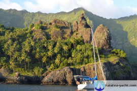 First 35 B - Raiatea Yacht Broker