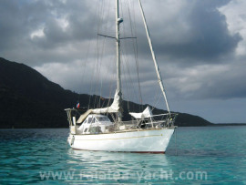 Gambade 38 - Raiatea Yacht Broker