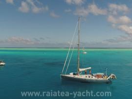 Garcia 50 Iemanja - Raiatea Yacht Broker