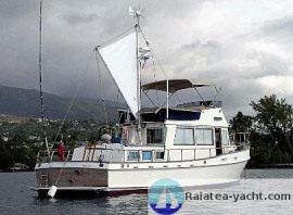 Grand Banks 42' Classic - Raiatea Yacht Broker