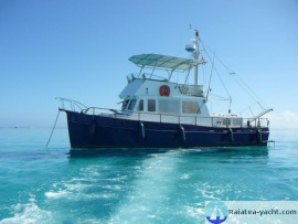 Grand Banks 36 - Raiatea Yacht Broker