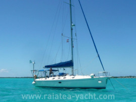 Gib Sea 43 - Raiatea Yacht Broker