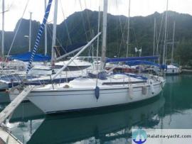 Gin Fizz - Raiatea Yacht Broker