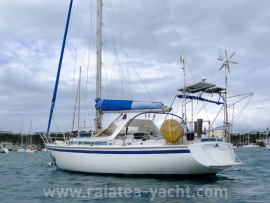 Gin Fizz B - Raiatea Yacht Broker