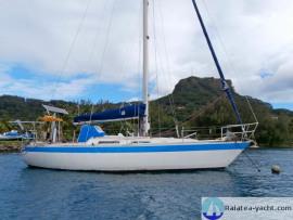 Gladiateur - Raiatea Yacht Broker
