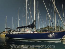 Gulfstar 60 - Raiatea Yacht Broker