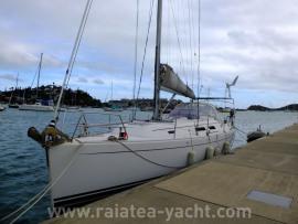 Hanse 370 L - Raiatea Yacht Broker