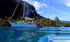 Hurley 30 - Raiatea Yacht Broker