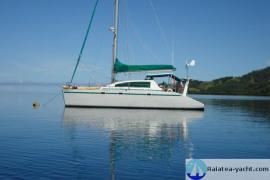 Ilomba 42 - Raiatea Yacht Broker