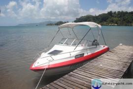 Invader 19' Cuddy - Raiatea Yacht Broker
