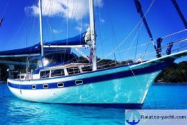 Islander Freeport 41' - Raiatea Yacht Broker