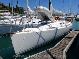 J 109  - Raiatea Yacht Broker