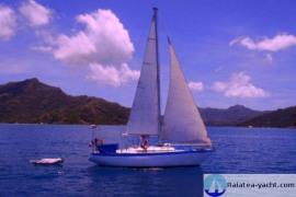 Jouet 32 - Raiatea Yacht Broker