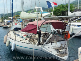 Jouet 37 - Raiatea Yacht Broker