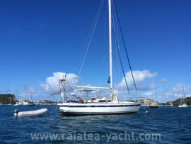 Kalik 44 - Raiatea Yacht Broker