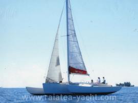 Trimaran Kalim - Raiatea Yacht Broker