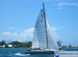 Kat 28 - Raiatea Yacht Broker