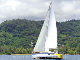 Kelt 9 m - Raiatea Yacht Broker