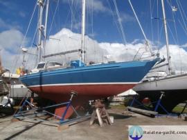 Koopmans 35 Acier - Raiatea Yacht Broker