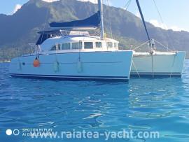Lagoon 380 - Raiatea Yacht Broker